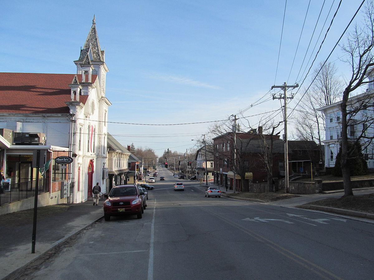 University Of Maine >> Gorham Historic District - Wikipedia