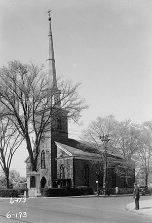 Colonial history of New Jersey - Schraalenburgh North Church