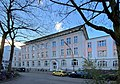 Schule Rellinger Straße in Hamburg, Straßenfront.jpg