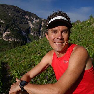 Scott Jurek American ultramarthon runner
