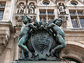 Sculptures, Hôtel de Ville, Paris 29 May 2015.jpg