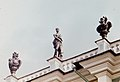 Sculptures on the cornice of the Winter Palace.jpg