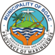 Official seal of Boac