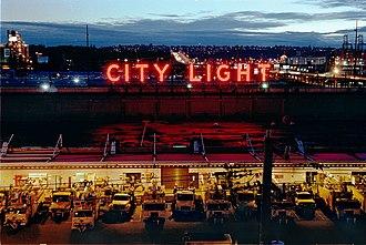 Seattle City Light - Seattle City Light south service center, 1998.