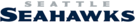 Wordmark dos Seattle Seahawks