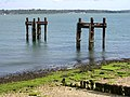 Second World War relics at Lepe Country Park - geograph.org.uk - 33309.jpg