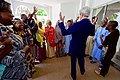 Secretary Kerry Greets Participants in the Youth Exchange and Study Program in Sokoto (28890363400).jpg