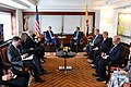 Secretary Kerry Meets With Brunei Sultan Hassanal Bolkiah in New York City (21552843440).jpg
