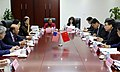 Secretary Ross Meets with Minister of Industry and Information Technology Miao Wei (37259919406).jpg