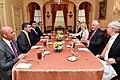 Secretary Tillerson Hosts a Working Dinner for UAE Foreign Minister Abdullah bin Zayed in Washington (34480213444).jpg