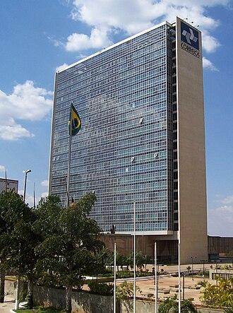 Correios - Correios Headquarters in Brasília