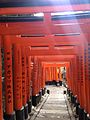 Sembon-Torii in Fushimi Inari Grand Shrine 2.jpg