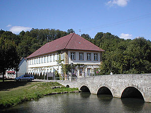 Adelsheim - Schloss Sennfeld