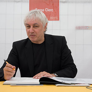 Serge Clerc - Image: Serge Clerc