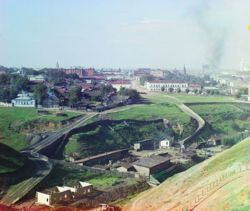 Sergei Mikhailovich Prokudin-Gorskii - City of Perm. General view (1910).jpg