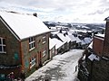 Shaftesbury, snowy view from the Town Hall - geograph.org.uk - 1153008.jpg
