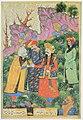 Shah Abbas, Mahmud and Ayaz.jpg