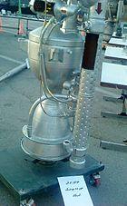 Shahab-1 engine