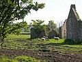 Sheep at the Ruined Building - geograph.org.uk - 464223.jpg