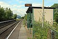 Shelter on platform 2, Hawarden Bridge railway station (geograph 4032528).jpg