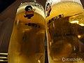 Shirokiya's Kirin Ichiban-Shibori Beer mug in Japan 2011.jpg