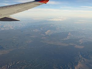 Shivwits Plateau - Image: Shivwits Plateau, Grand Canyon Parashant National Monument, Arizona (16016205552)