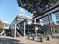 Shiyakusho-mae Station, Chiba1.jpg
