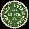 Siegelmarke Gemeinde Lützschena bei Leipzig W0254067.jpg