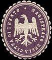 Siegelmarke Magistrato della citta di Trento W0322879.jpg