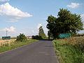 Siekierzyńce - tablica z nazwą miejscowości - DSC03437 v1.jpg