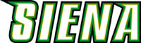 Siena Saints wordmark.png