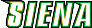 Siena Saints men's basketball - Image: Siena Saints wordmark