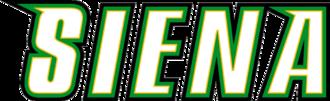 Siena Saints men's basketball - Image: Siena Saints wordmark