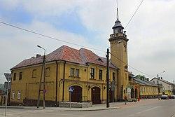 Sieradz Budynek OSP Krakowskie Przedmieście 1.jpg