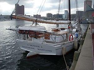 Sigsbee, Pier V, Baltimore City, Maryland.JPG