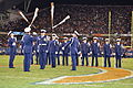 Silent Drill Team performs at Chicago Bears game. 120818-G-PL299-078.jpg