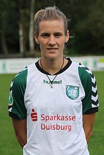 Simone Laudehr German footballer