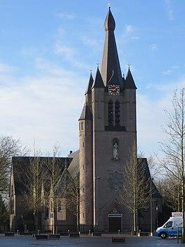 Sint Nicolaaskerk Valkenswaard.JPG