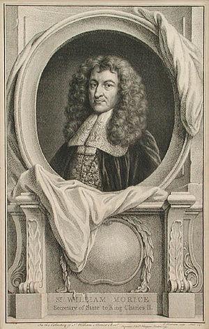 William Morice (Secretary of State)