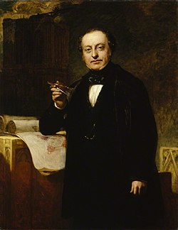 Sir charles barry by john prescott knight