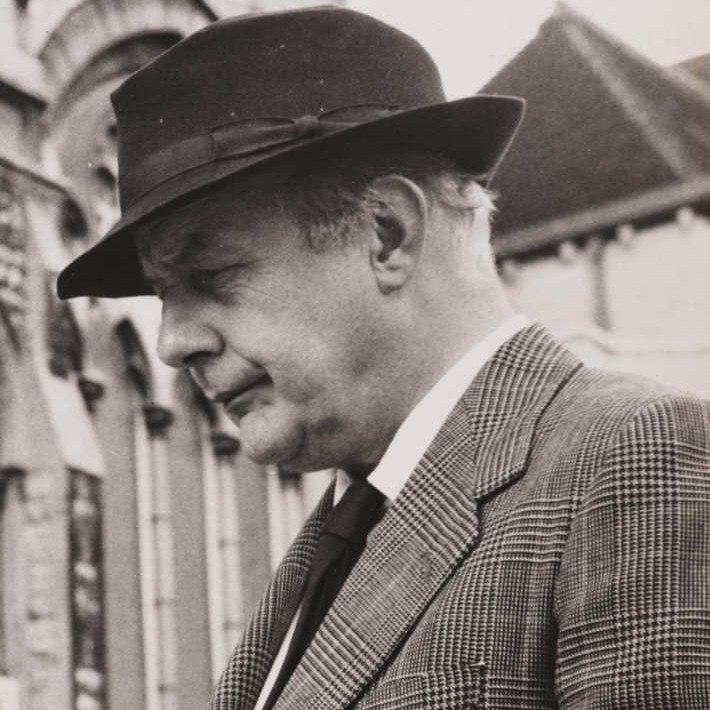 Sir John Betjeman (1906-1984)