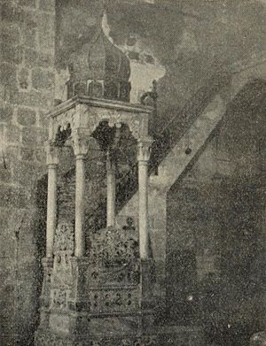 Holy See of Cilicia - The chair of the Armenian Catholicosate in Sis (today Kozan)