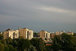 Skyline of Oss