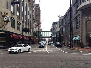 Cincinnati Skywalk