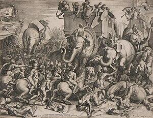 Битва при Заме — Википедия