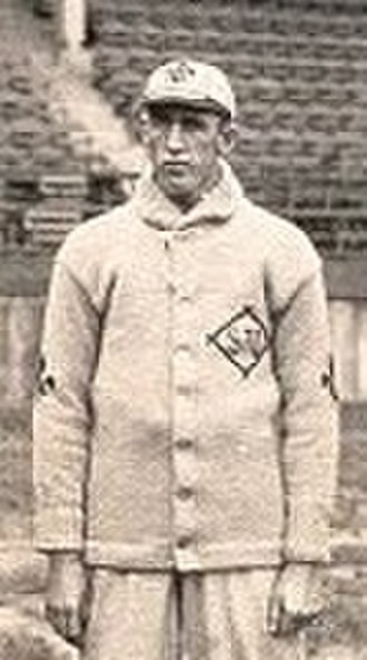 Sled Allen - Allen with the St. Louis Browns in 1910.