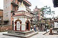 Small Temple in the ground of Bagh Bhairab Temple-3801.jpg