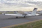 Smarts Machinery (VH-VVL) Beechcraft A36 Bonanza at Wagga Wagga Airport.jpg