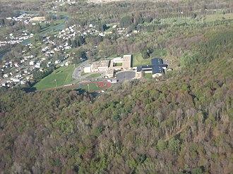 Smethport, Pennsylvania - Image: Smethport High School