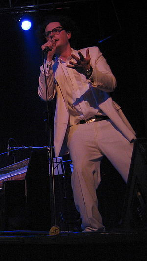 Socalled - Socalled performing in Montreal, October 2005